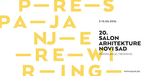 20. Salon arhitekture Novi Sad